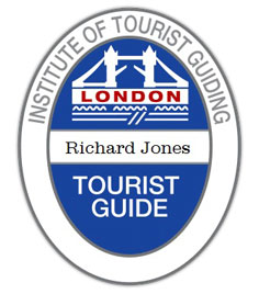 Richard Jones London guide.