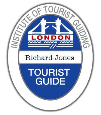 The London Blue Badge Tourist Guide Qualification.