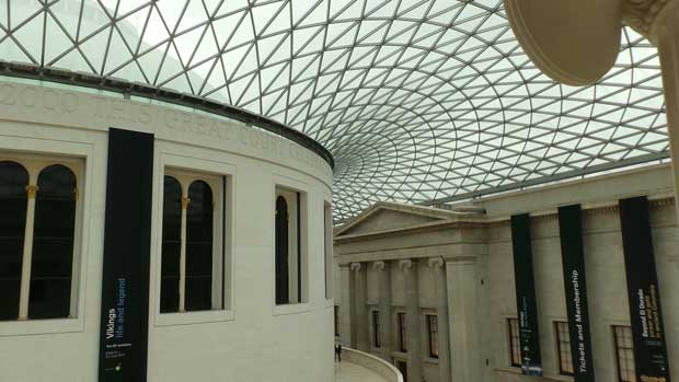 British Museum Foyer : The british museum an introduction